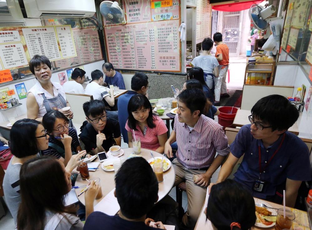 當代中國-粵港澳大灣區-香港文化-香港飲食文化-茶餐廳-港式鴛鴦-2