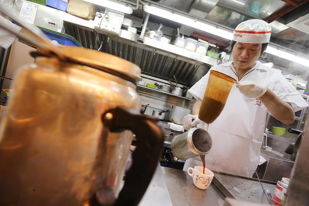 當代中國-粵港澳大灣區-香港文化-香港飲食文化-茶餐廳-港式鴛鴦-3
