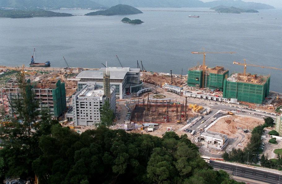 香港科學園 緊追全球創科發展