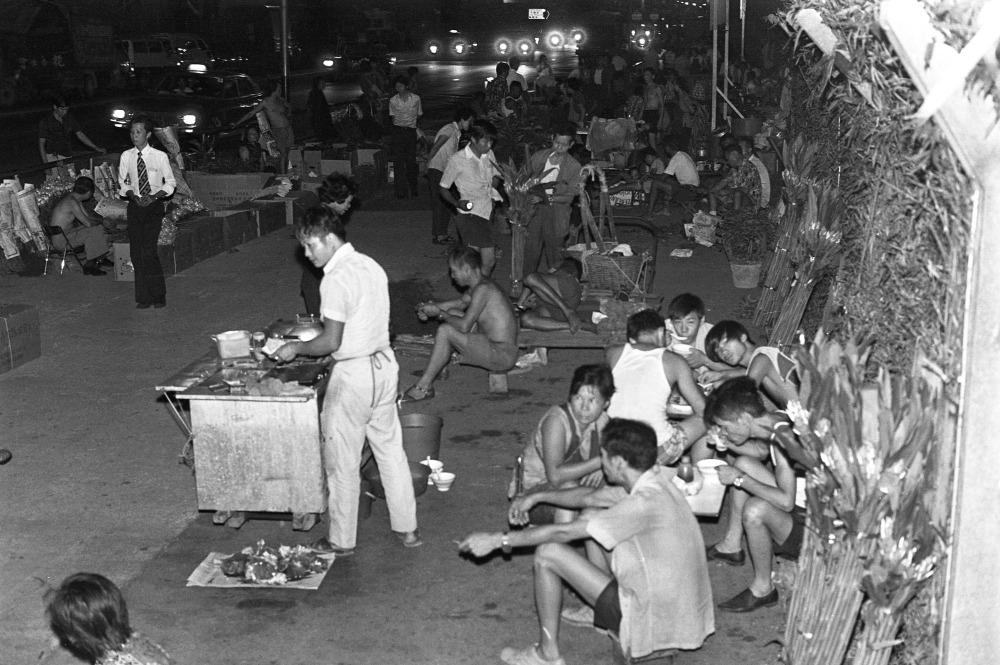 當代中國-粵港澳大灣區-香港文化-街市-小販-3
