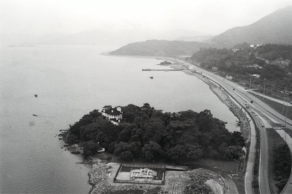 當代中國-飛凡香港-吐露港公路 改善新界交通的功臣