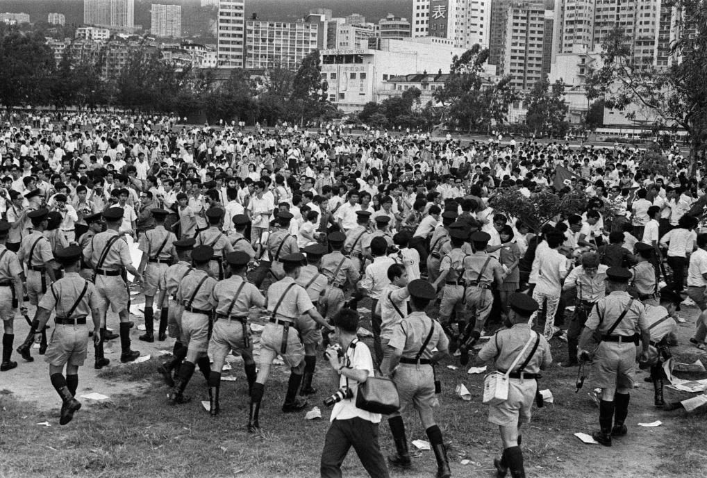 當代中國-飛凡香港-源於愛國心的香港保釣運動