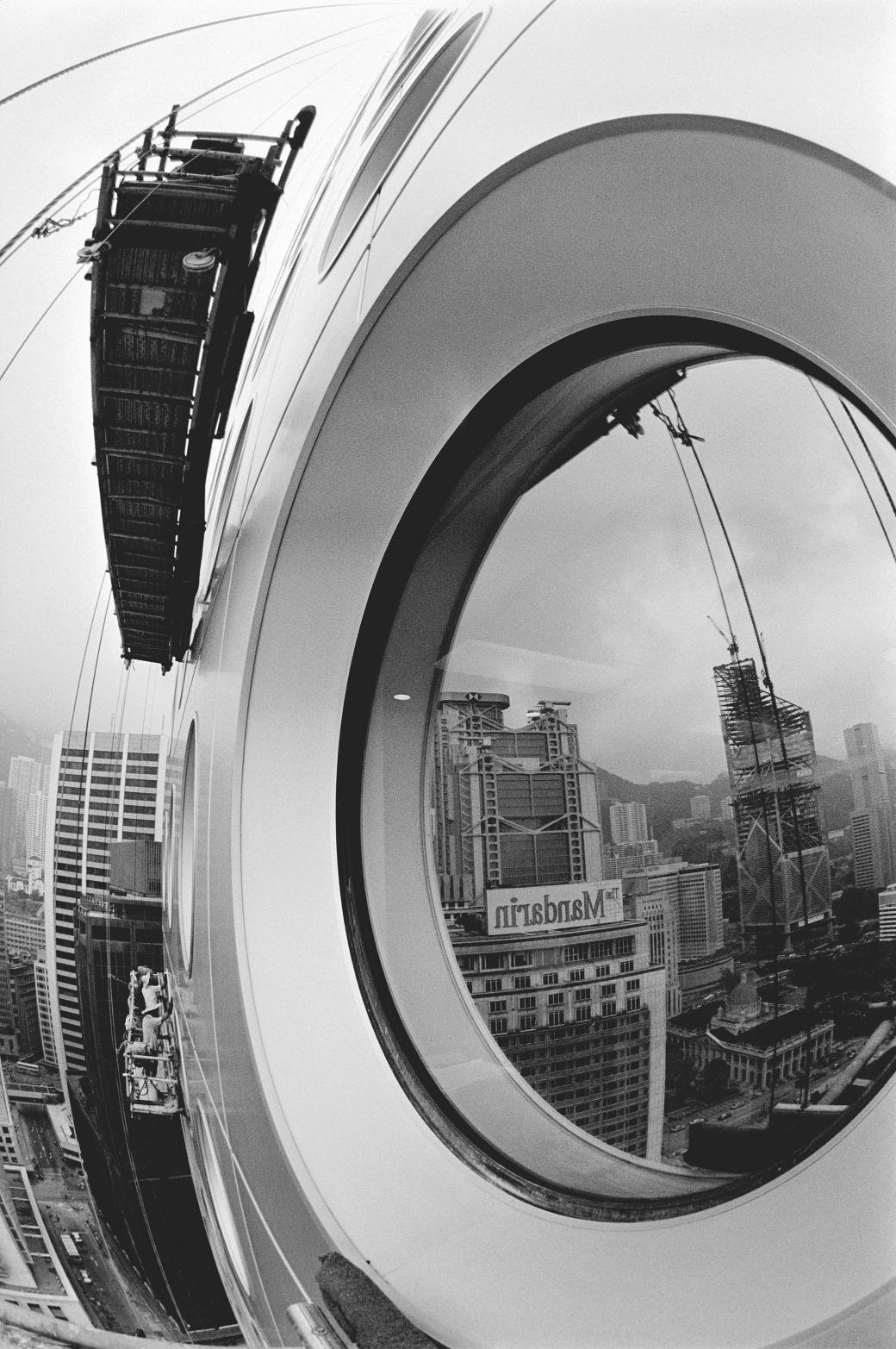 當代中國-飛凡香港-香港康樂大廈亞洲最高摩天大廈