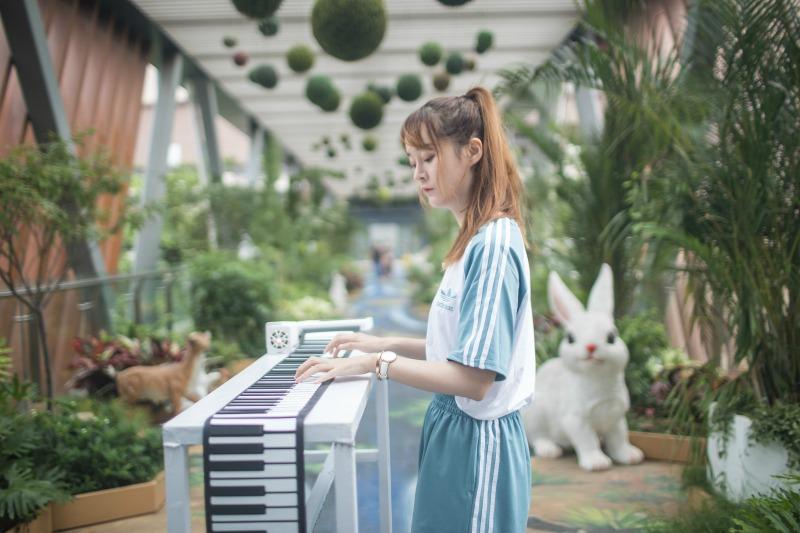 當代中國-中國經濟-深圳創業折疊鋼琴02