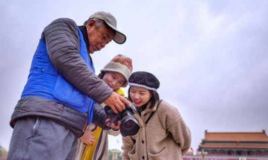 當代中國-天安門攝影師高源01