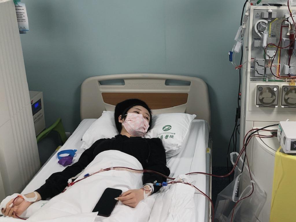 當代中國-感動中國-大城小事-女碩士抗癌01