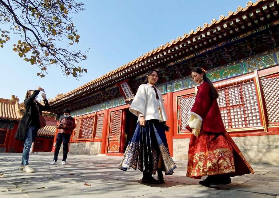 中國文化-故宮年輕人01