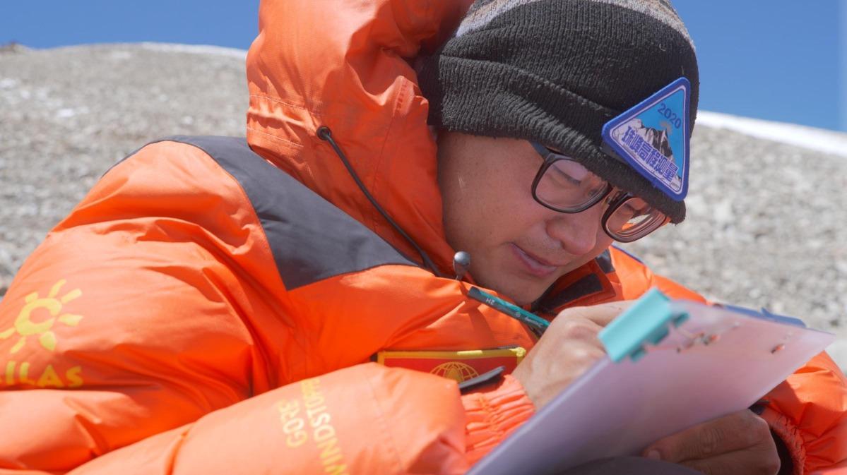 珠穆朗瑪峰新高度03
