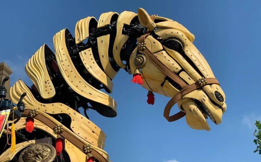 中國文化-巨馬03