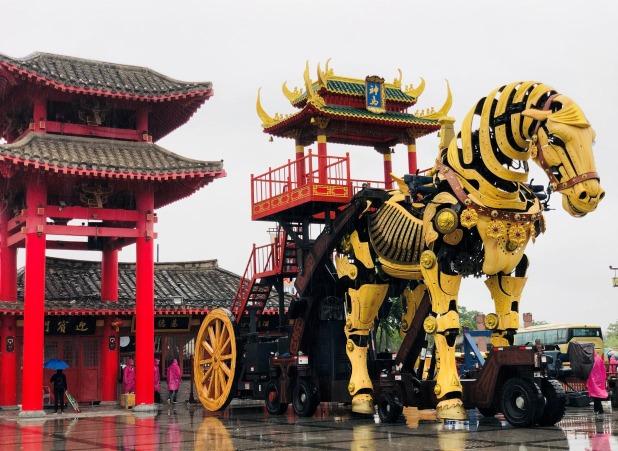 中華巨馬01