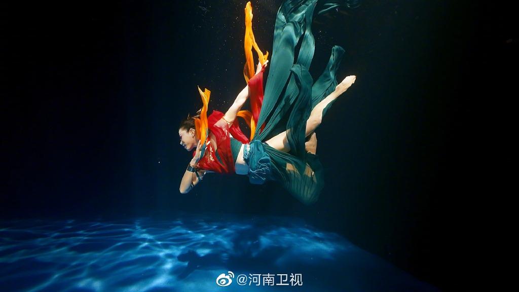 中國文化水下洛神04