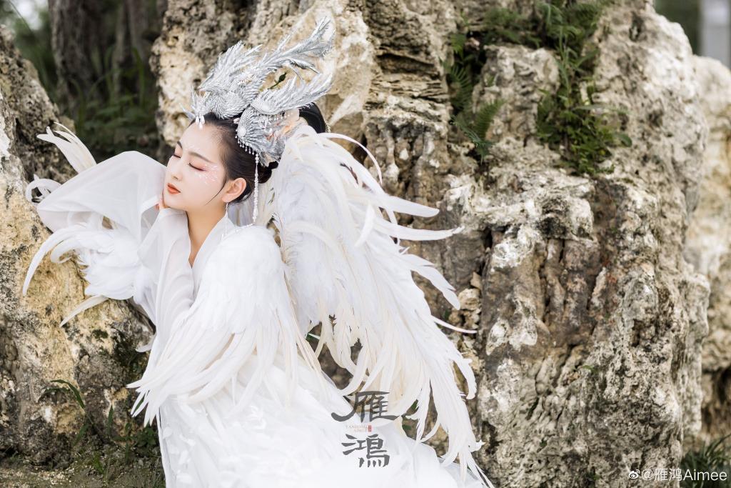中國文化傳承-國風首飾06