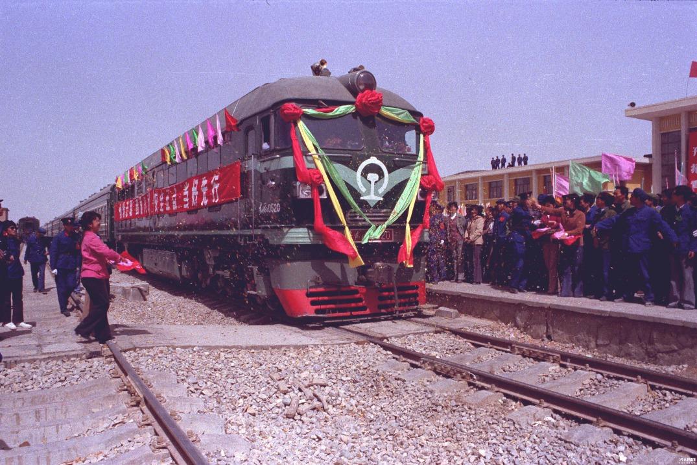 當代中國-青藏鐵路