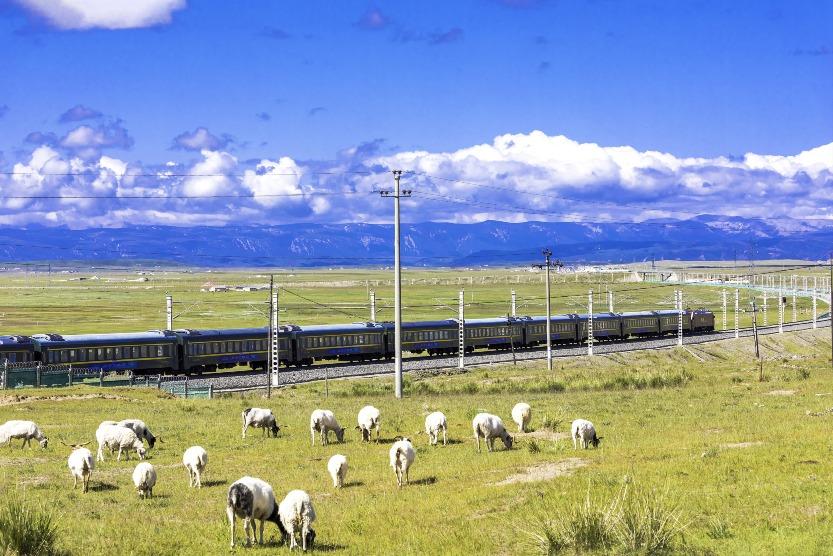 當代中國-青藏鐵路生活