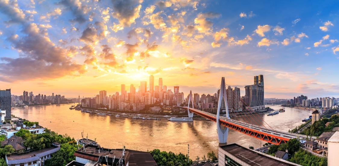 當代中國-中國經濟-重慶人口