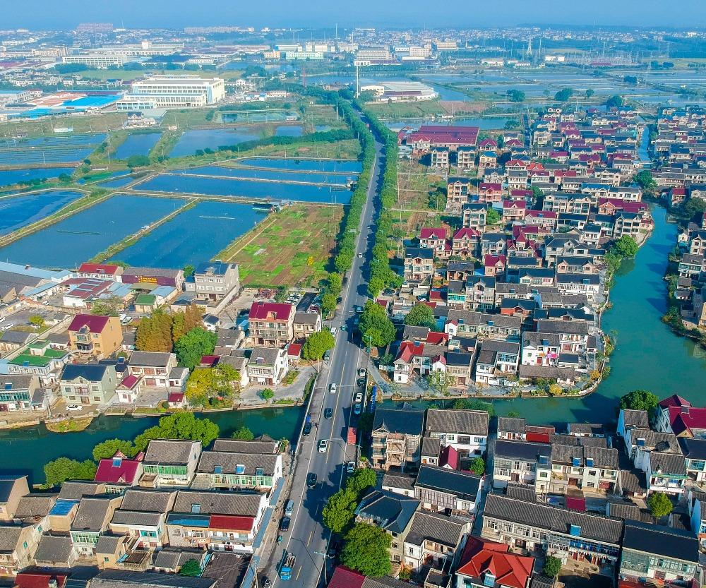 當代中國-蘇州-2萬條河流