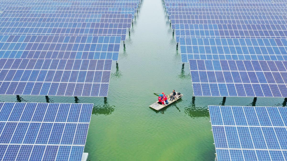當代中國-數字中國-農村電網升級