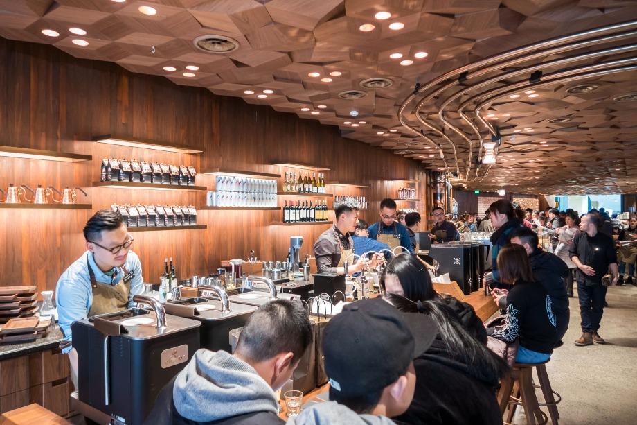 當代中國-上海-上海咖啡店最多