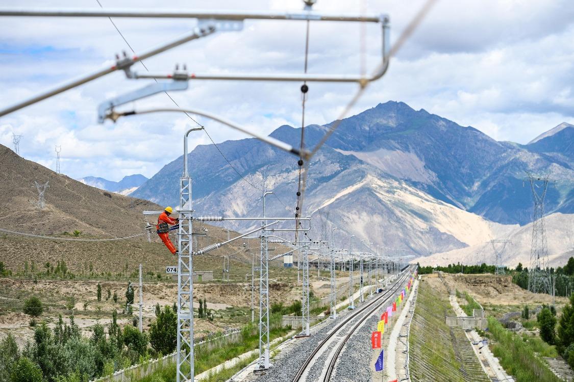 當代中國-中國經濟-十三五高鐵里程