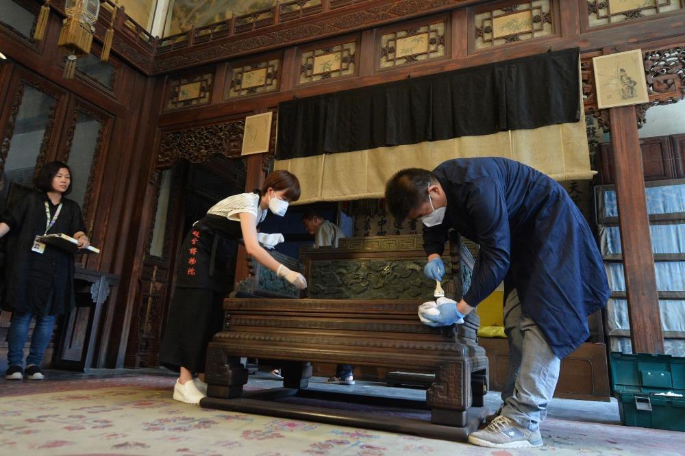 當代中國-文物最多-故宮