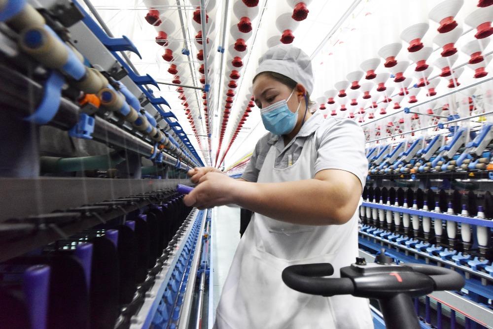 當代中國-新疆棉花