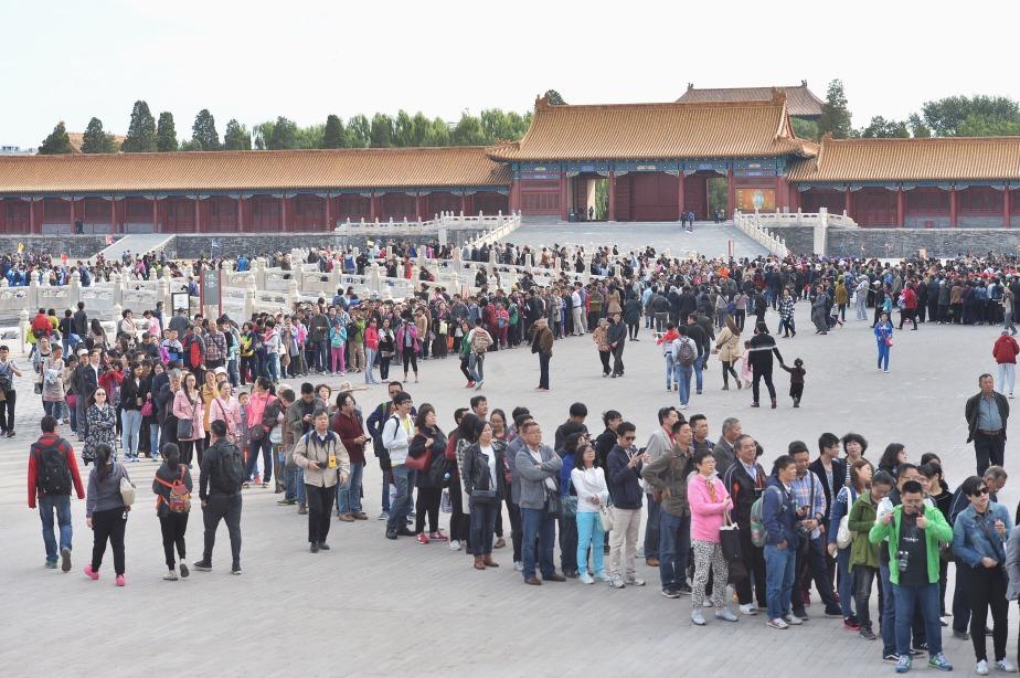 當代中國-清明上河圖人物數量