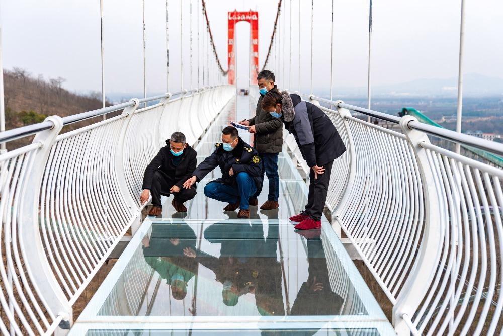 當代中國-玻璃橋2000座
