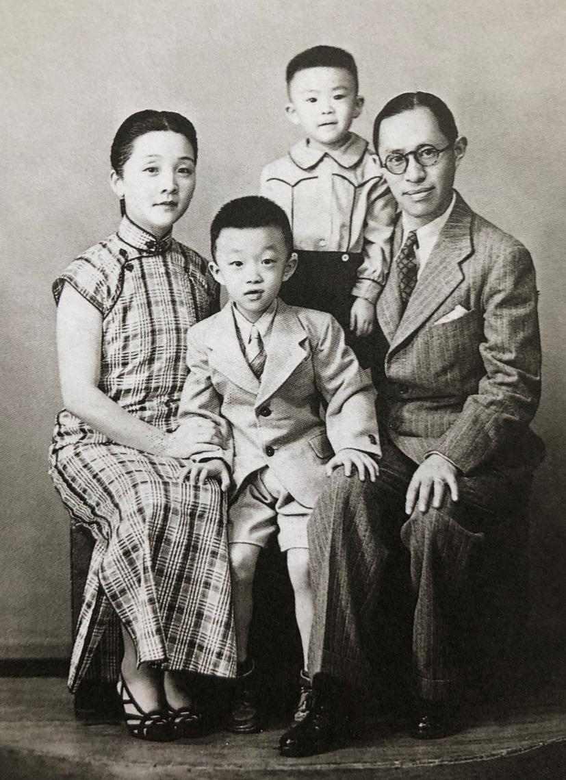 當代中國-傑出華人-高錕的童年回憶