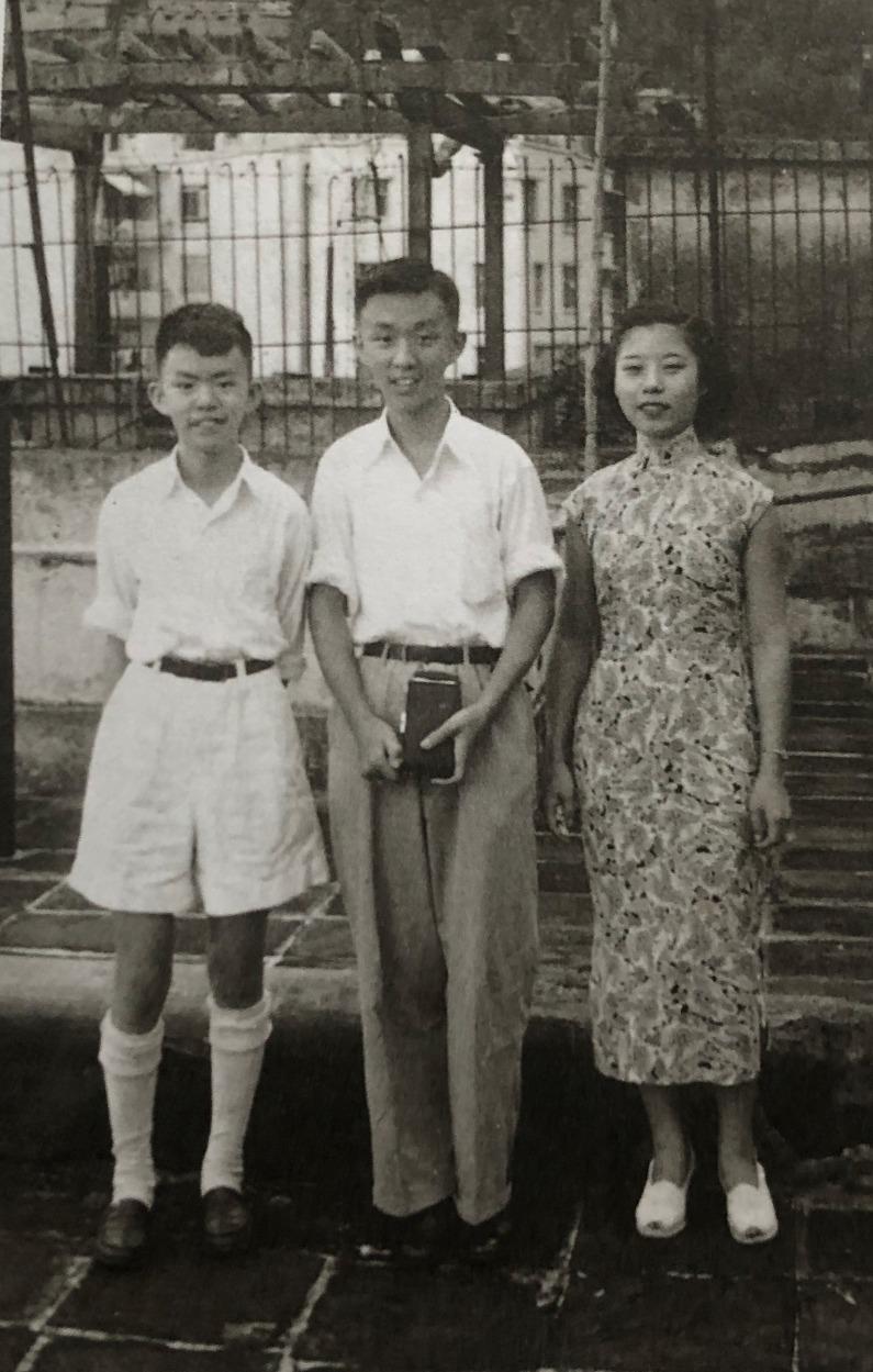 當代中國-高錕初到香港