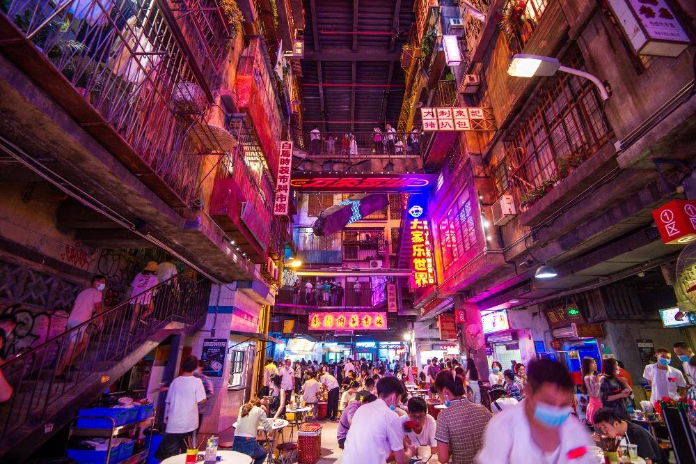 經濟發展-深圳商圈2