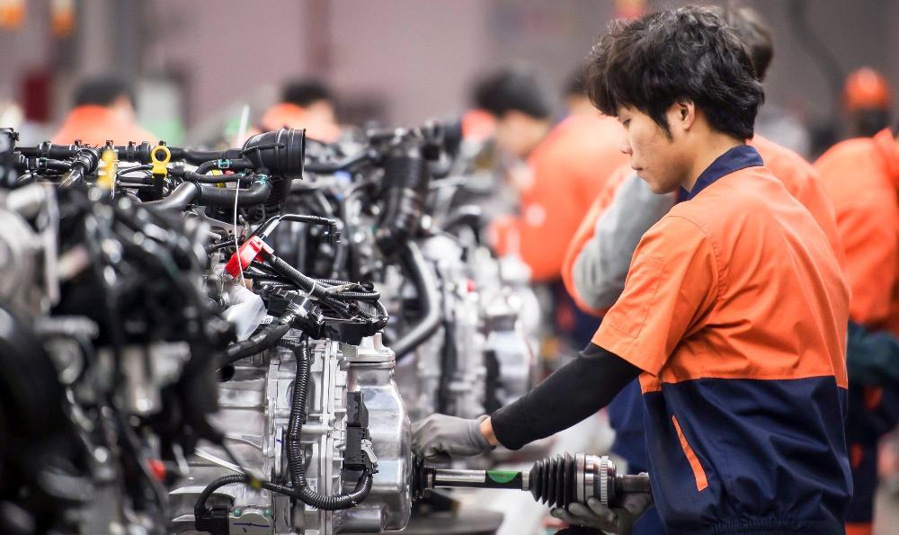 經濟發展-中國製造業1