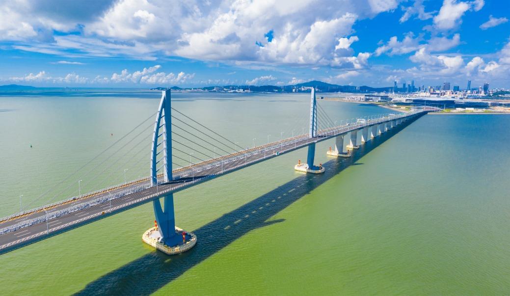 經濟發展-港珠澳大橋1