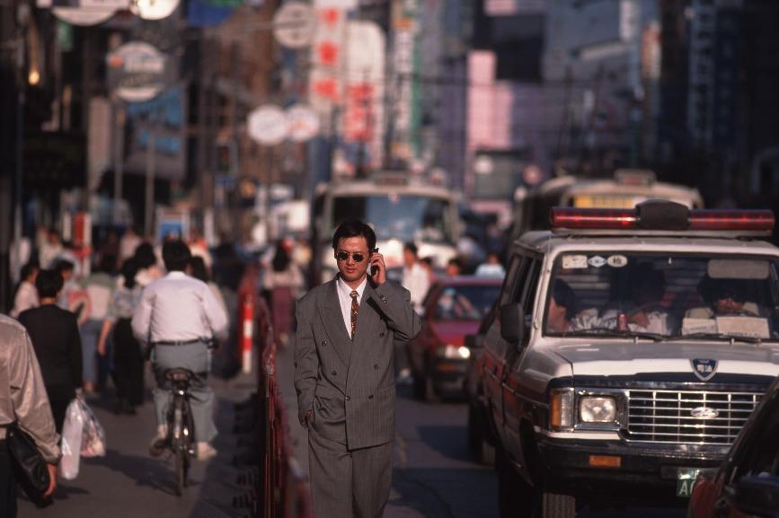 當代中國-焦點中國-改革開放-大哥大