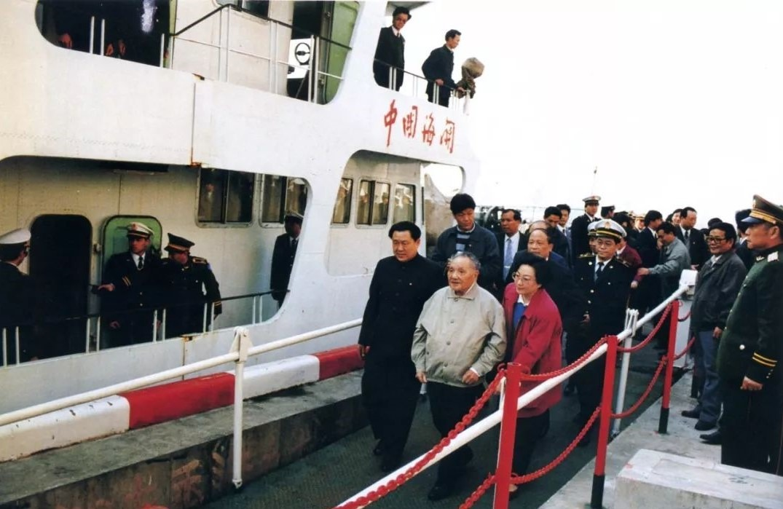 當代中國-改革開放-鄧小平南巡講話201
