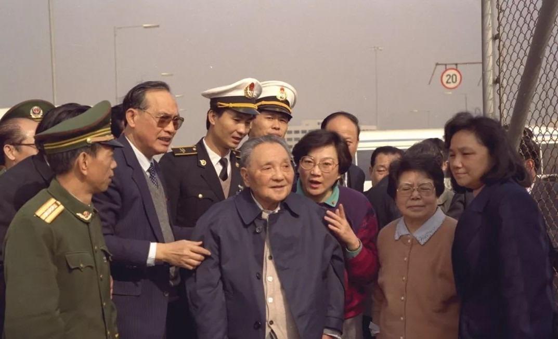 當代中國-改革開放-鄧小平南巡講話202