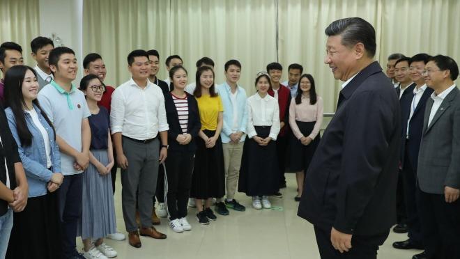 當代中國-改革開放-改革開放暨大華大復辦中國吸納港澳人才建設國家
