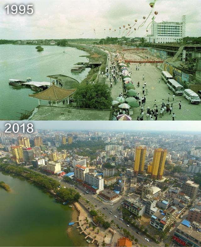 當代中國-改革開放-改革開放鄧小平的百年目標2020年已經實現了