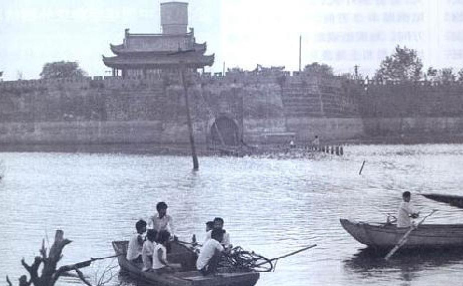 改革開放後華東水災 安徽江蘇成重災區