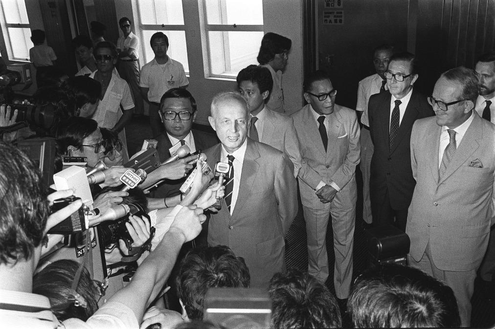 當代中國-改革開放-回顧「1997」 中英判談香港前途