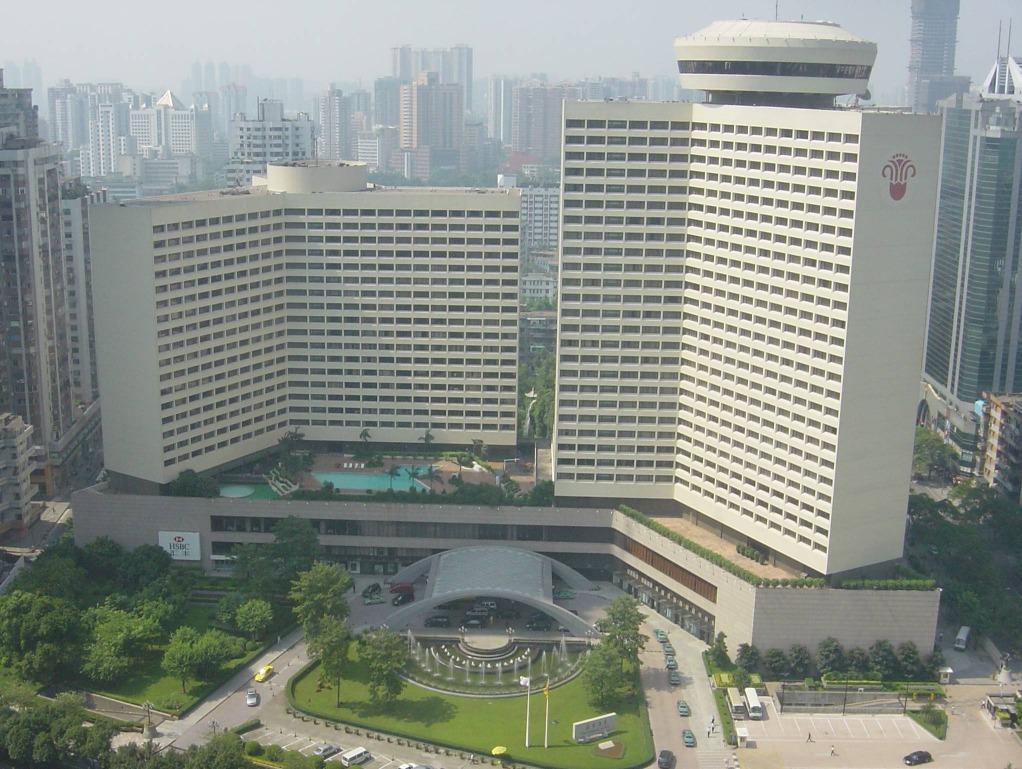 當代中國-改革開放-改革開放引進外資合作 當年今日五星級花園酒店開幕