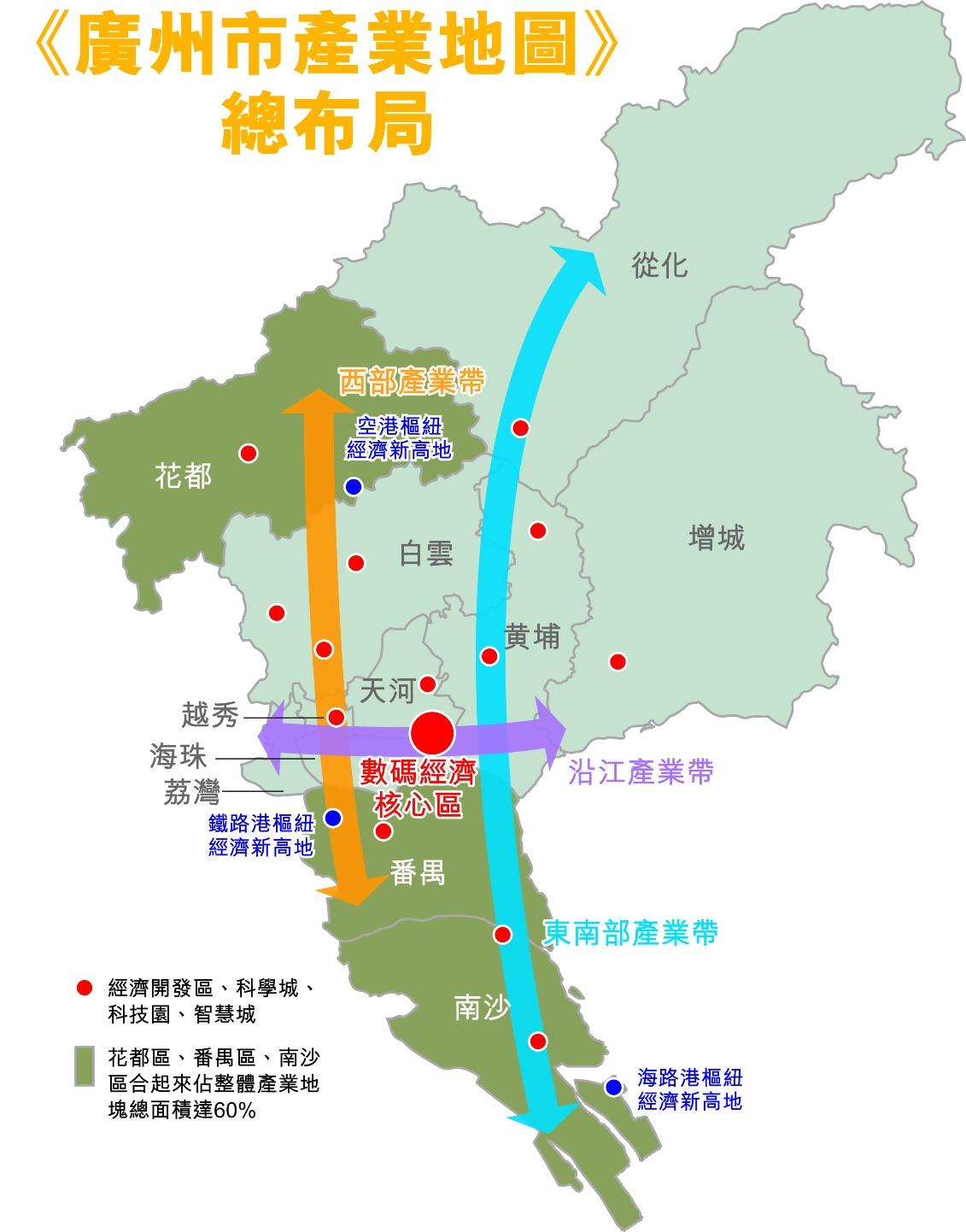 當代中國-粵港澳大灣區-樂活灣區-直通廣州