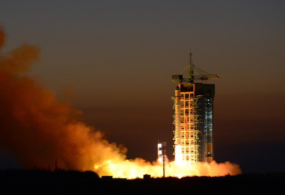 當代中國-科技-悟空號暗物質衛星