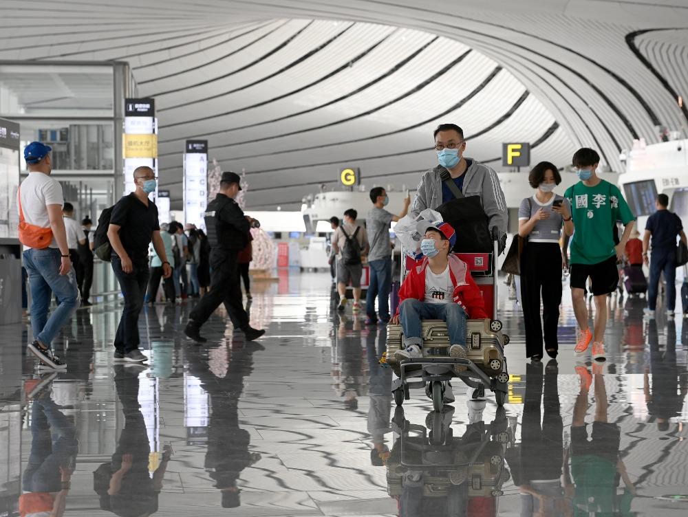 北京大興機場05
