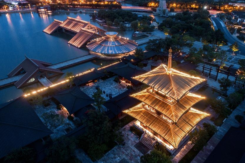 當代中國-中國旅遊-中國文化-上海-廣富林1