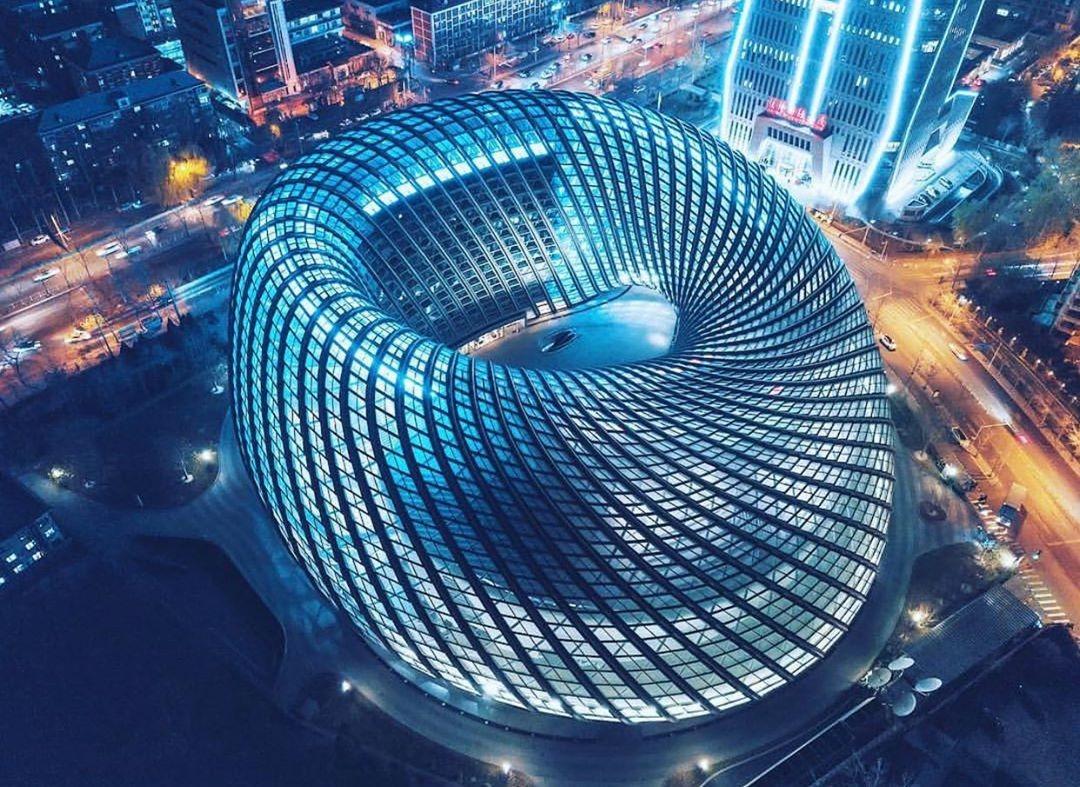當代中國-中國旅遊-中國文化-北京-鳳凰國際傳媒中心1