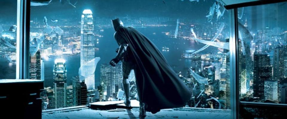 當代中國-中國旅遊-中國文化-香港-國際金融中心-IFC-蝙蝠俠