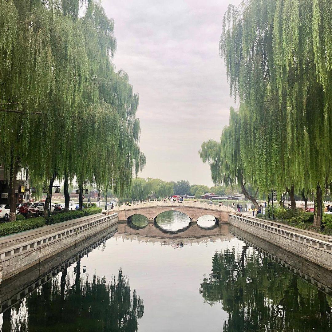 當代中國-中國旅遊-中國文化-北京-後海-後海酒吧街1