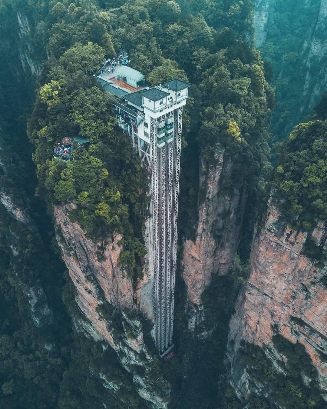 當代中國-中國旅遊-中國文化-湖南-張家界1