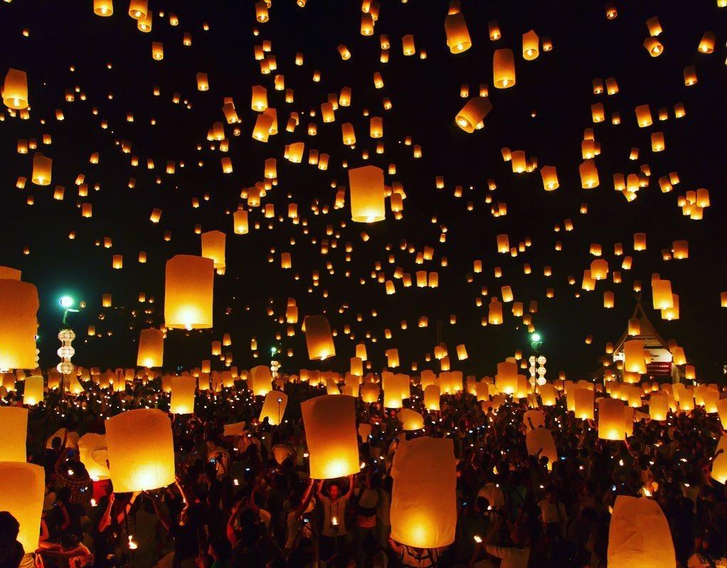 當代中國-中國旅遊-中國文化-台灣-平溪-天燈-元宵節-1