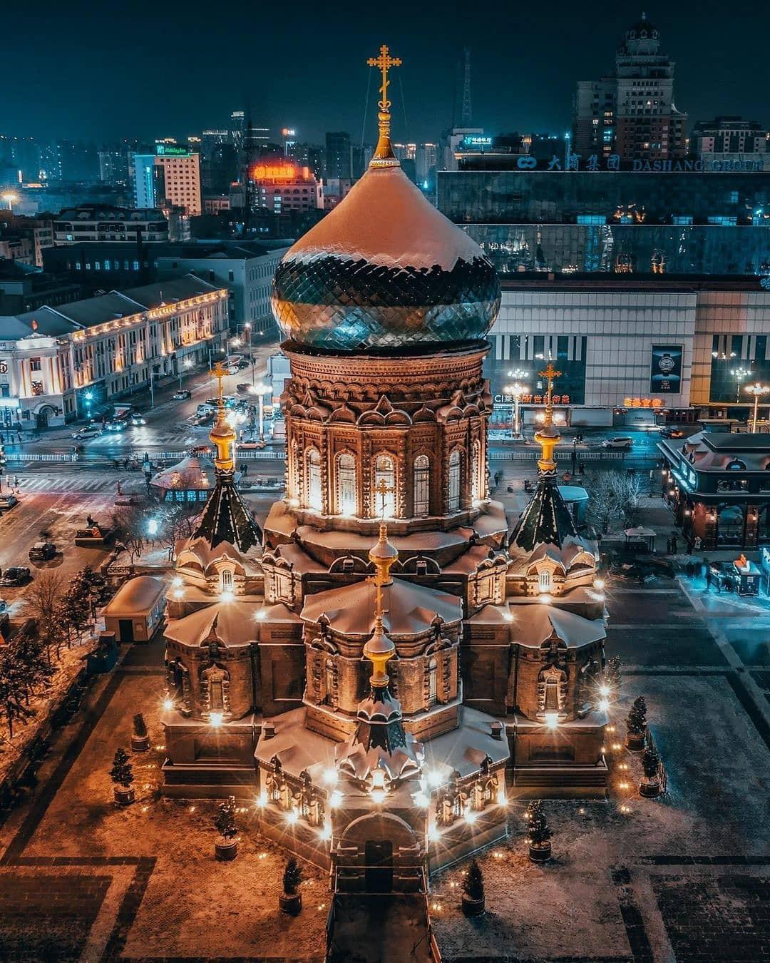 當代中國-中國旅遊-中國文化-黑龍江-哈爾濱-1
